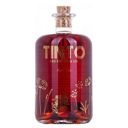 Tinto Red Premium Gin 40% - 700 ml
