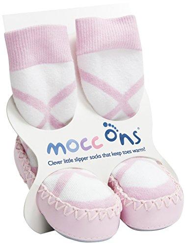 Mocc Ons 91177.0 Hüttenschuhe, Ballerina, 18-24 m, mehrfarbig