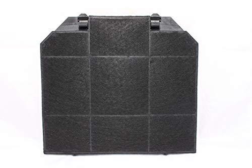 Filtre à charbon compatible hotte Franke 445934