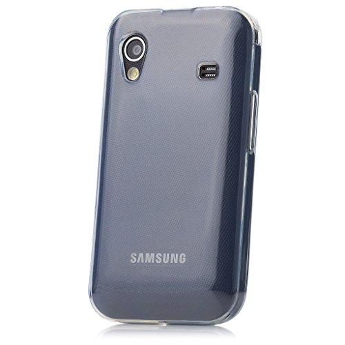 Samsung Galaxy Ace S5830 | iCues transparente TPU Claro | Transparente lámina...