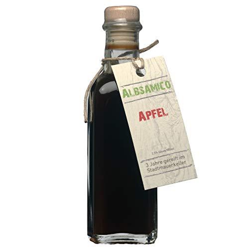 Albsamico Apfel - Apfelessig mit eingekochtem Apfelmost und Honig 100ml drei Jahre gereift