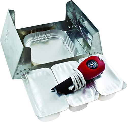 BCB Bushcraft Cooking Kit - Silver