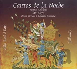 ' Cantos De La Noche'. (26 Andalusian 'Songs Of The Night' Performed By Ensemble 'Ikn Baya' Wit
