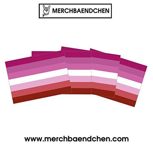 Lesbian Sticker Paket (30, 50 oder 100 Stück) Lesbisch Aufkleber Pride Lgbt