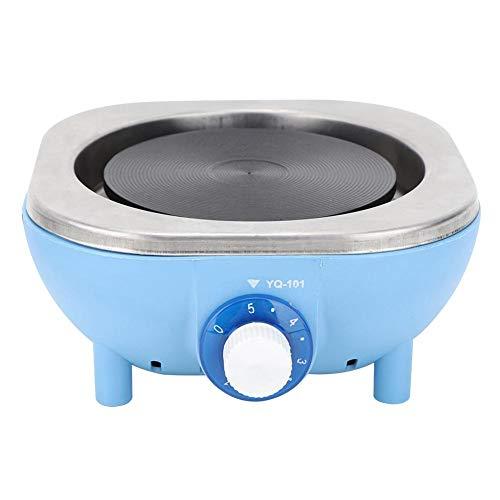 Betued Elektroherd, schnelle Erwärmung Hohe Oberflächentemperatur Hoher thermischer Wirkungsgrad Niedrige Innentemperatur 500 W Haushalts-Elektroherd, für Jungen(Blue)