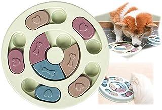 1個 ブラシなし ノーズワークパズル ノーズワークおもちゃ フード隠しおもちゃ ストレス解消 ペット用品 ペットフード隠し 犬おもちゃ おやつ入れ 餌入れおもちゃ ノーズワーク ペットおもちゃ 犬 猫 知育玩具 嗅覚訓練 (グリーンGREEN)