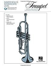 Master Solos Intermediate Level - Trumpet: Book/Online Audio