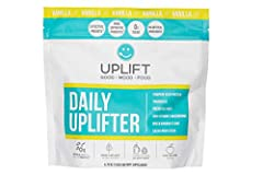 The Daily Uplifter, formulated by an expert gut health dietitian, is a mood supportive, gut happy and digestion friendly organic prebiotic and probiotic powder made with organic plant based ingredients. ENJOY DAILY TO LEAVE YOU FEELING UPLIFTED. MOOD...