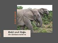Babl und Buja: die Elefanteneltern