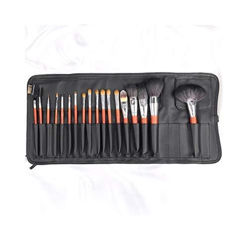 Beauty Brush 18 Professionele Make-up Brush Super Zachte Make-up Artiest Speciale Set Foundation Penseel Gereedschap Draagbare Poeder Penseel