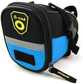 xiangsheng Y-Series Strap-On Bike Saddle Bag//Bicycle Seat Pack Bag