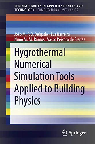 Hygrothermal Numerical Simulation Tools Applied to Building Physics (SpringerBriefs in Applied Scien