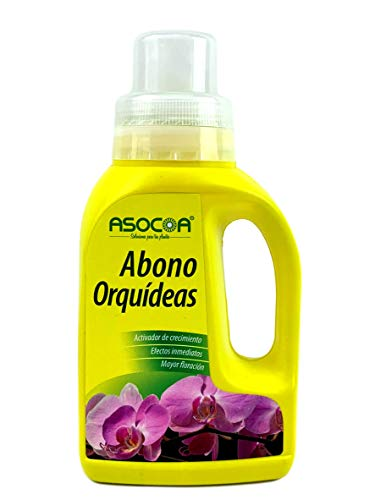 Abono Orquídeas Phalaenopsis Marca ASOCOA