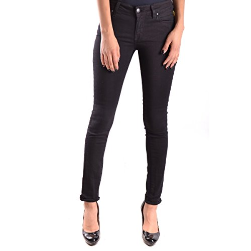 Meltin' Pot Jeans Madoline con Elastene Nero, 32 MainApps