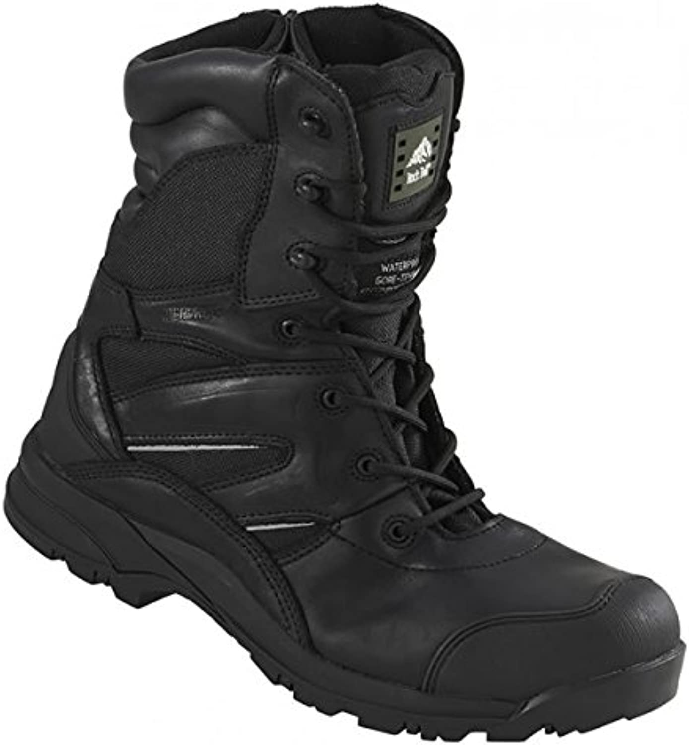 Rock Fall RF4500 Titanium 14 Safety Boot, Black, UK