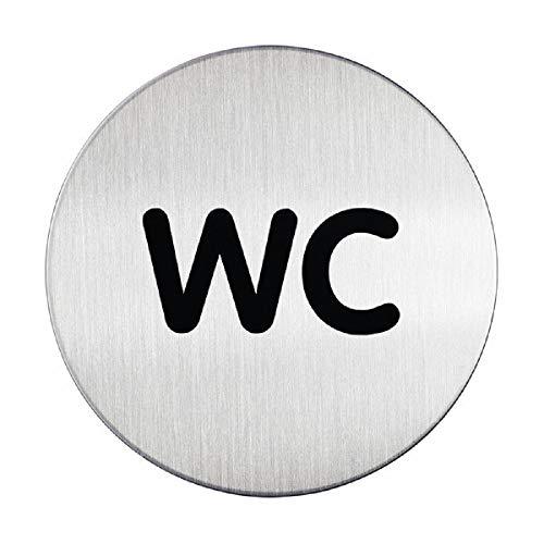señal para puerta wc fabricante