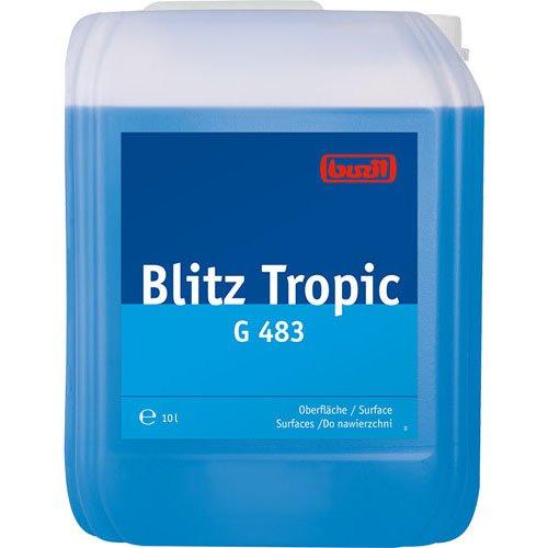 Buzil G 483 Blitz Tropic Alkoholreiniger- Glanzreiniger