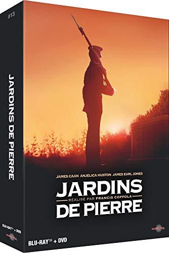 Jardins de Pierre [Édition Prestige limitée-Blu-Ray + DVD + Goodies]