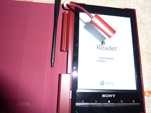 Sony PRST1BC - Lector de ebooks, Pantalla Escala de Grises, 6 Pulgadas, WiFi 802.11b, 802.11g, 802.11n, Color Negro