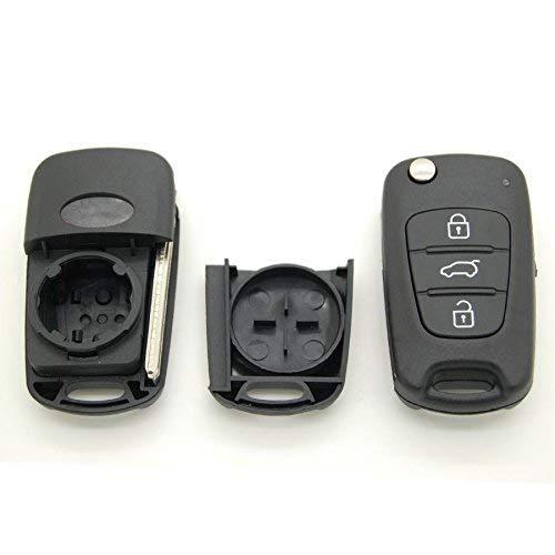 Hyundai Couverture Boîtier 3 Touches de télécommande i30 ix30 IX35