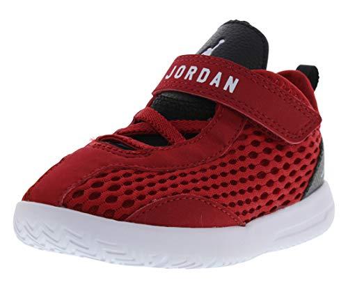 Nike Jordan Reveal BT, Zapatos de Primeros Pasos para Bebés, Rojo (Rojo (Gym Red/White-Black-Infrrd 23), 18.5