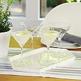 Spiegelau & Nachtmann, 4-teiliges Cocktailgläser-Set, Kristallglas, 165 ml, Perfect Serve, 4500175 - 11