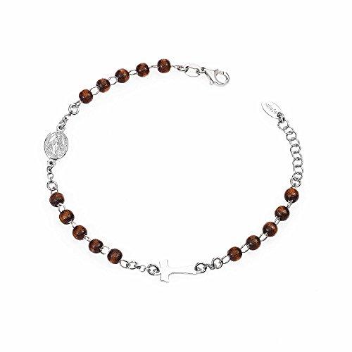 bracciale unisex gioielli Amen trendy cod. BTABLM3