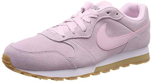 Nike MD Runner 2 Se, Zapatillas de Running Mujer, Rosa (Pink Foam/Pink Foam/Black 601), 35.5 EU