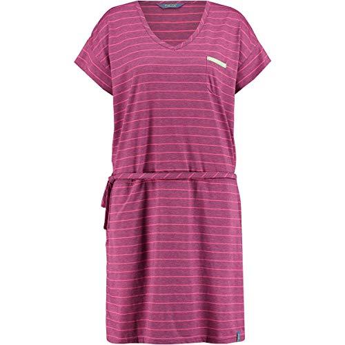 Meru Damen Windhoek Kleid, Fandango pink