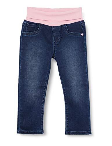 s.Oliver Junior Baby-Mädchen 405.12.012.26.180.2056560 Jeans, Blau(58Z2), 86.REG