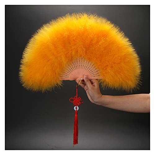 abanico plegable Lolita pluma plegable ventilador japonés dulce hadas niña oscuro gótico...