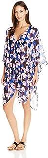 Ellen TracyレディースBloomin ' Bombshell Kimono Cover Up