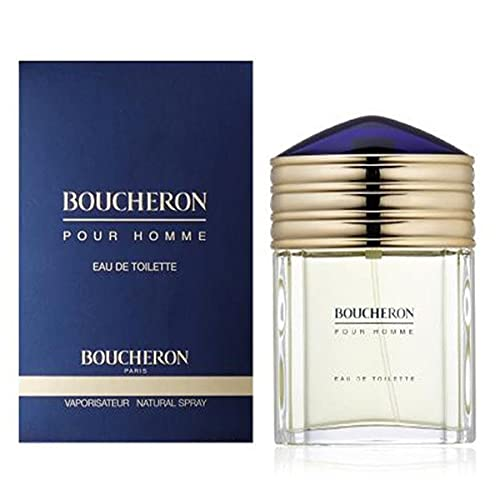 Boucheron, Eau de Toilette da uomo con vaporizzatore, 100 ml