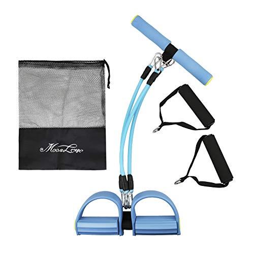 JINTN Tendeur réglable Multifonctionnel Équipement de Fitness Portable à la Maison Ceinture/Corde...
