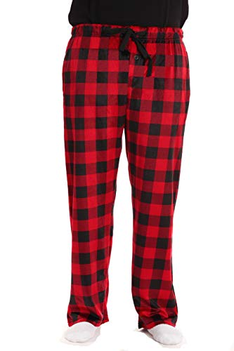 #followme Fleece Pajama Pants for Men Sleepwear PJs 45903-1A-S