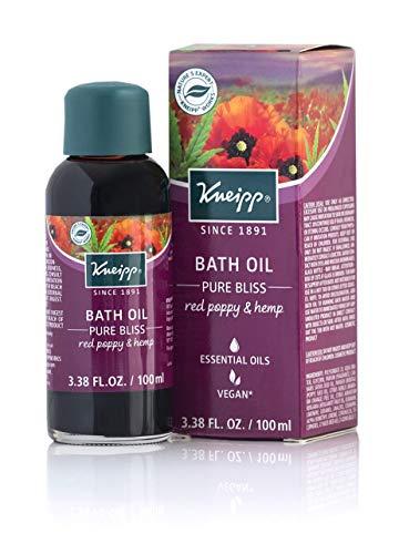 Kneipp Pure Bliss (Red Poppy & Hemp) Herbal Bath