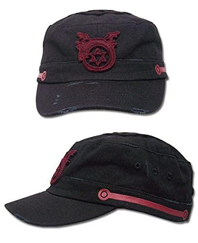 Fullmetal Alchemist Brotherhood Ouroboros Cap