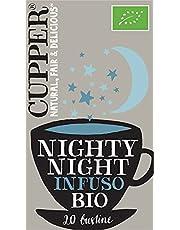 Cupper Infusion Little Dreamer Bio, 20 zakjes cups, 1 stuks, 200 g