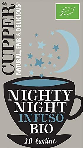 I consigli di Chedonna.it: Cupper Tisana Biologica Nighty Night