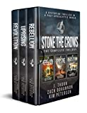 Stone the Crows: The Complete Dystopian Thriller Trilogy (English Edition)