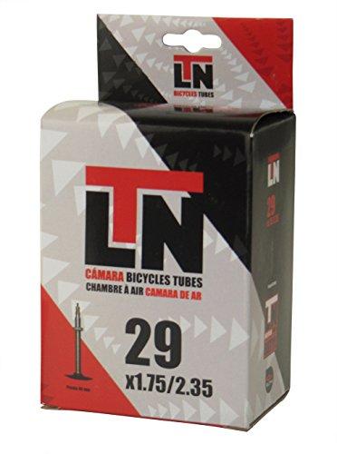 ELTIN Camara LTN 29X1,75/2,35 V. Presta Ciclismo, Negro, Talla Única