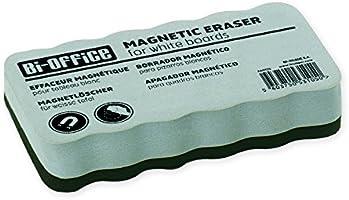 Bi-Office Magnetische Whiteboardwisser, 105x55x23 mm