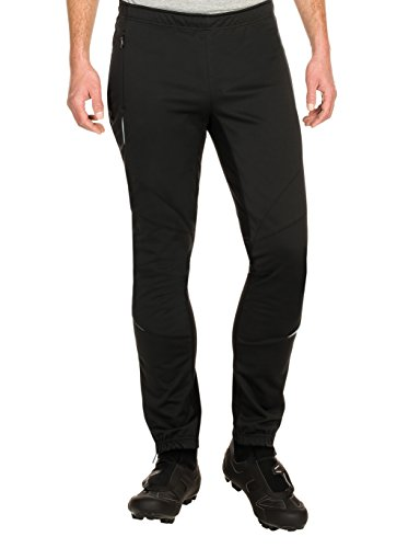 VAUDE Herren Hose Wintry Pants III, Black, S, 057400105200