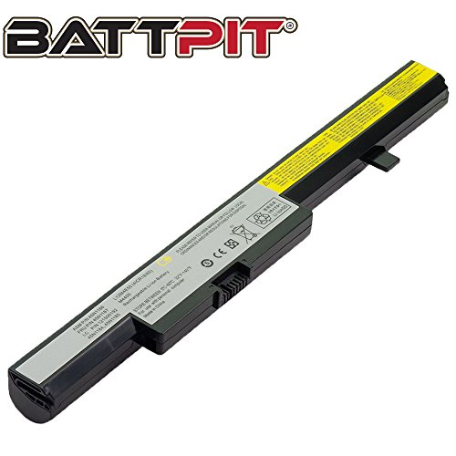 BattPit Laptop Battery for Lenovo L13M4A01 L13L4A01 L13S4A01 121500242 IdeaPad B40-30 B40-45 B40-70 B50-30 B50-45 B50-70 N40-30 N40-45 N40-70 N50-30 N50-45 N50-70 [4-Cell/2200mAh/32Wh]