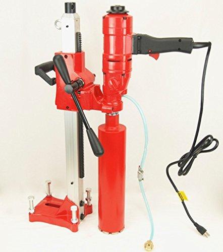 BLUEROCK Tools 4' Concrete Core Drill Model 4' Z-1WS Coring Drill