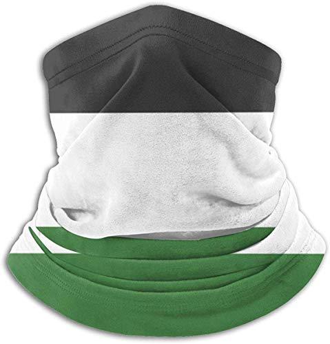 N/A Naadloos Gezichtsmasker Bandanas Nek Warmer Sjaal Gaiter Palestijnse Vlag Voor Stof Buiten Festivals Sport Winddicht Mannen En Vrouwen