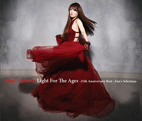 [Album]Light For The Ages – 35th Anniversary Best ~Fan's Selection – – 浜田麻里[FLAC + MP3]