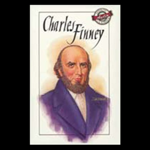 Charles Finney audiobook cover art