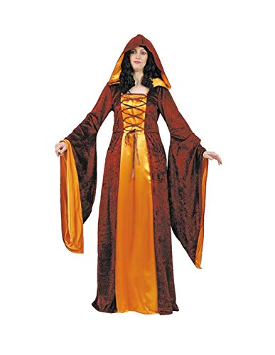 DISBACANAL Disfraces Medievales Dama de la Corte - -, L
