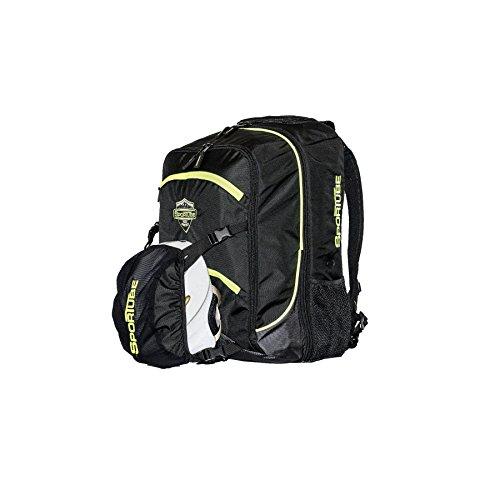 Sportube Ski Und Snowboard Boot Tasche Overheader Bag, Green/Black, 55 x 36 x 23 cm, 48 Liter, BGSOHGRN